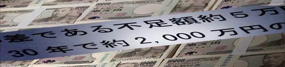 """嫌われた報告書~""""老後に2000万円""""読んでみた"""