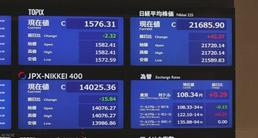 株価 売り買い交錯で小幅な値動き