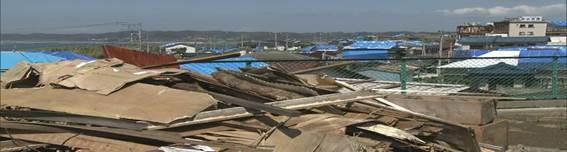 台風15号 住宅被害1万棟超に さらに増加か 千葉